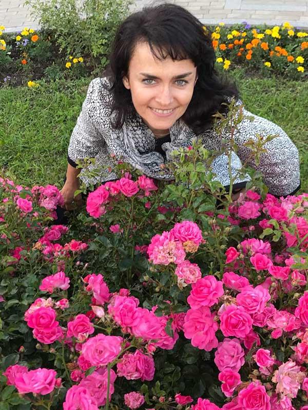 Екатерина Яковенко - педагог по хореографии