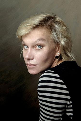 Лариса Максимова - художественный руководитель студии